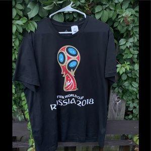 Adidas FIFA World Cup Russia 2018 Shirt XL Men's